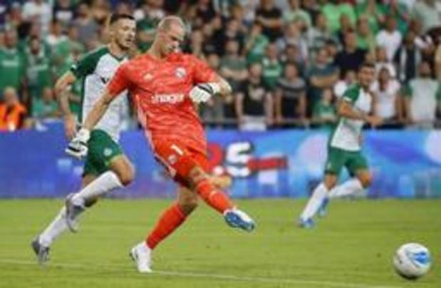 Les Belges à l'étranger - Sels, Dendoncker et Wuytens rejoignent les barrages de l'Europa League