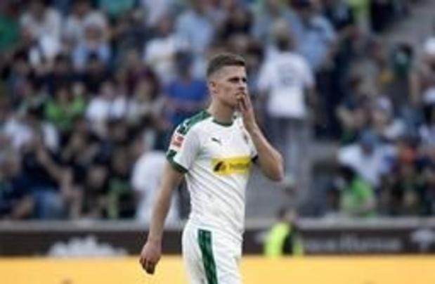 Thorgan Hazard heeft een persoonlijk akkoord met Borussia Dortmund