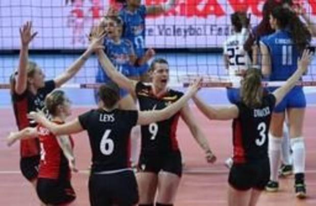 La Belgique domine la Thaïlande et signe un troisième succès en six rencontres