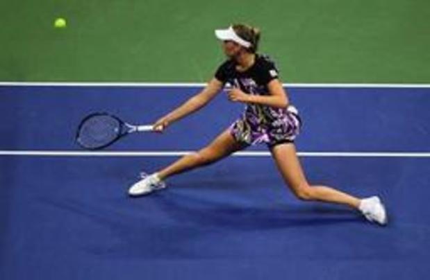 US Open - Bianca Andreescu houdt Elise Mertens uit halve finales