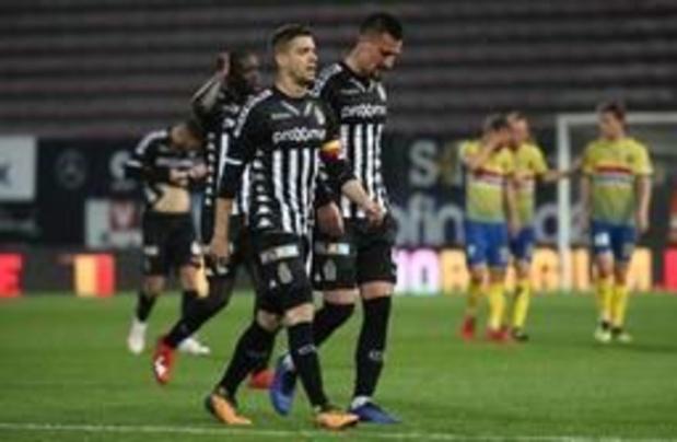 Jupiler Pro League - Charleroi s'impose 2-0 face à Westerlo et passe deuxième du Goupe A
