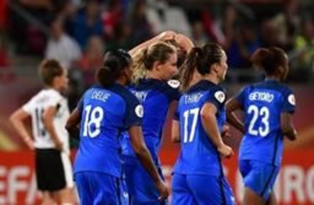 "La France lance ""son"" Mondial-2019 féminin"