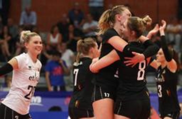 Women's Nations League Volley - Yellow Tigers stunten tegen Rusland