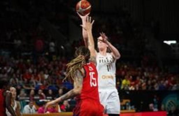 WNBA - Déjà 19 points et 6 rebonds pour Emma Meesseman en match de pré-saison avec Washington