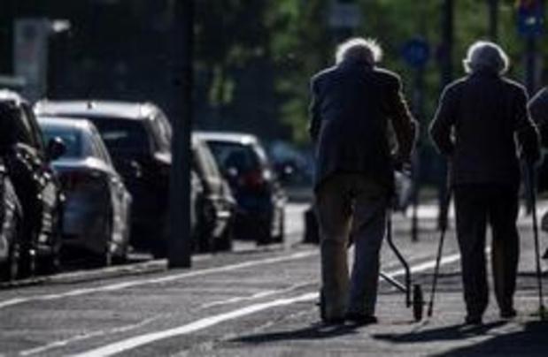 Les nouveaux travailleurs partiront à la retraite avec 45,7% de leur salaire