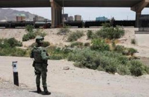 USA: 1.000 soldats supplémentaires requis pour aider à gérer la crise des migrants