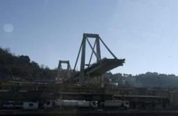 Ingestorte brug in Genua nauwelijks gecontroleerd en onderhouden