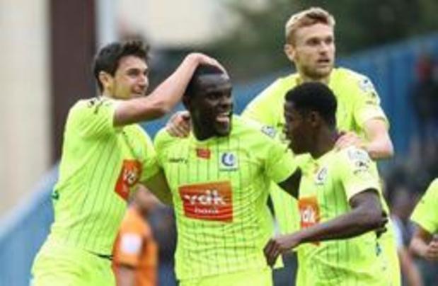 Jupiler Pro League - Charleroi en AA Gent delen de punten