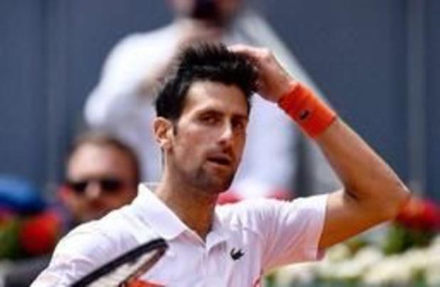Novak Djokovic krijgt ticket voor halve finale cadeau na forfait van Cilic