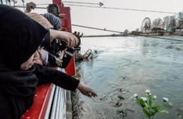 Schipbreuk in Mosoel: eigenaars van veerboot opgepakt