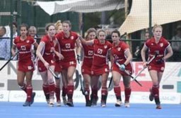 Finales Play-offs de hockey - L'Antwerp bat le Racing 2-1 dans la 1e manche dames et prend une option sur le titre