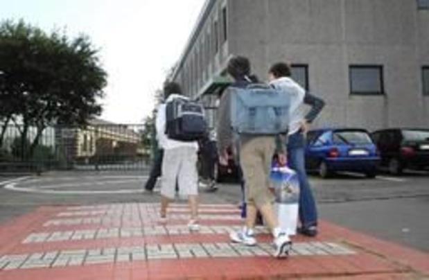 Treize nouvelles rues scolaires en Région bruxelloise