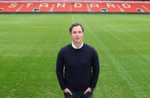 Olivier Renard devient conseiller sportif de l'Antwerp