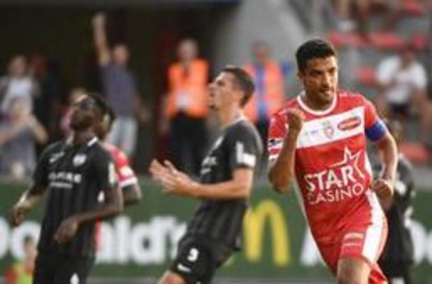 Jupiler Pro League - Vainqueur d'Eupen 2-0, Mouscron rejoint le Club Bruges et Malines à la 2e place
