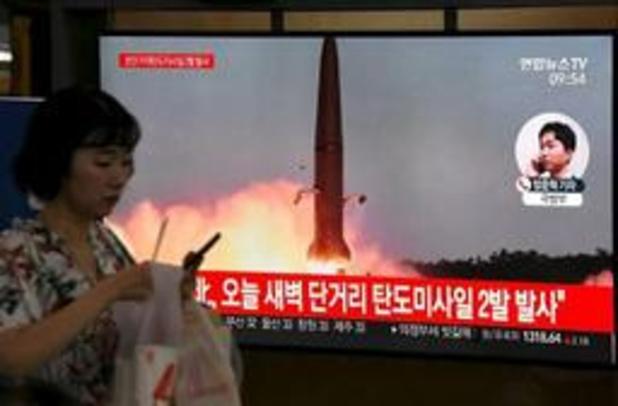 Noord-Korea zet zijn kernwapenprogramma voort