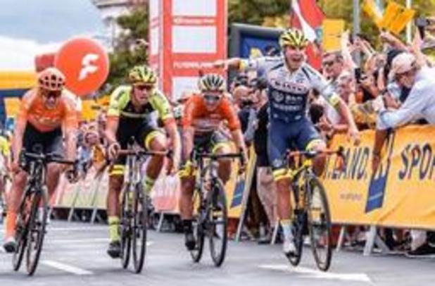 Tour d'Autriche - Devriendt, vainqueur lundi, a hésité à s'aligner au départ du Tour d'Autriche