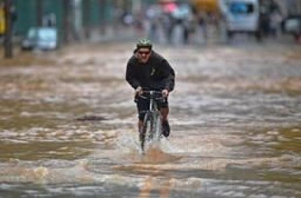Minstens tien doden door zwaar onweer in Rio de Janeiro