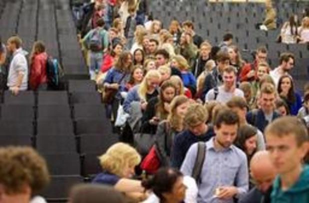 Scholingsgraad van Vlaamse bevolking op beroepsleeftijd sterk gestegen