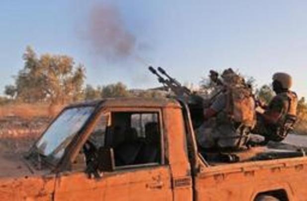 Jihadisten halen gevechtsvliegtuig van Syrische regering neer en nemen piloot gevangen