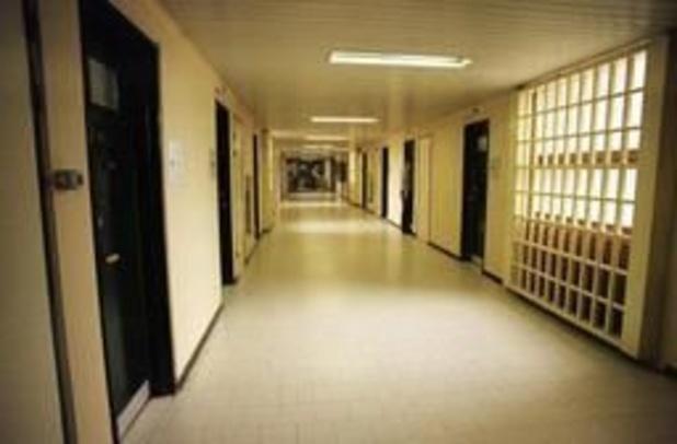 Les prisons belges parmi les plus surpeuplées d'Europe