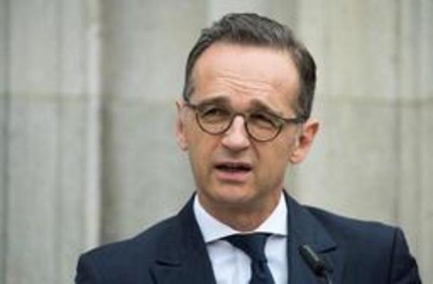 Duitse buitenlandminister op verrassingsbezoek in Irak