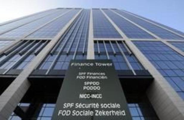 De Belgische schuldgraad zou in 2020 kunnen dalen tot onder de 100 procent van het bbp
