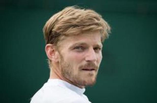 """Goffin: """"J'ai envie de jouer aussi longtemps que Federer"""""""