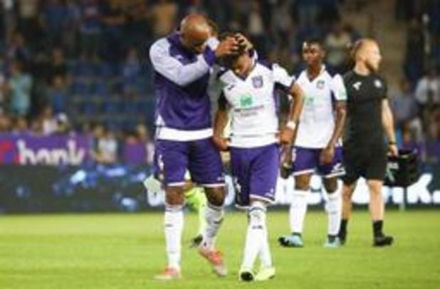 Jupiler Pro League - Vincent Kompany blijft vertrouwen hebben in zijn jeugdig elftal