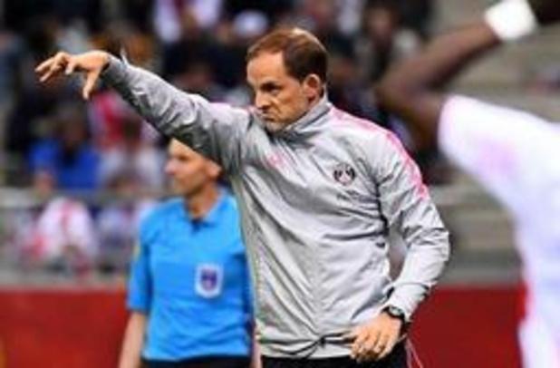Thomas Tuchel prolonge comme entraîneur du PSG jusqu'en 2021