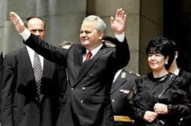 Weduwe Servische ex-president Milosevic begraven in familiegraf