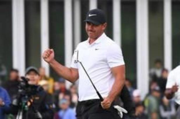 Brooks Koepka prend le large, Tiger Woods 51e, Thomas Pieters 91e