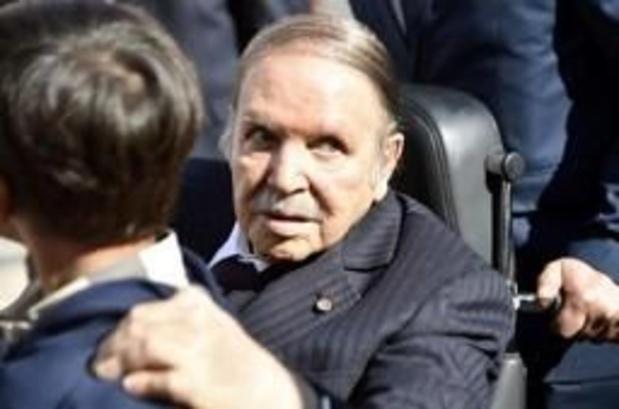 Le Conseil constitutionnel entérine la démission de Bouteflika