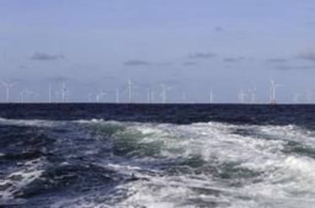 De Watergroep veut puiser de l'eau (potable) en mer du Nord