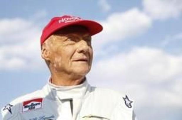 """Les hommages à une """"vraie légende"""" de la Formule 1 suite au décès de Niki Lauda"""