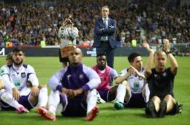 Jupiler Pro League - Club Bruges/Genk et Anderlecht/Standard: premier Super Sunday de la saison