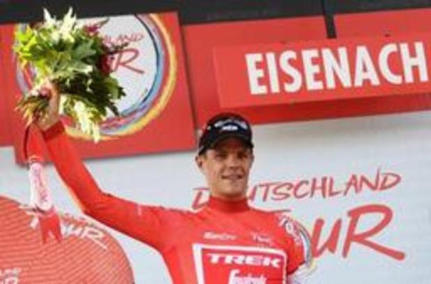 Jasper Stuyven s'offre la victoire finale au Tour d'Allemagne