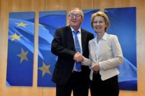Von der Leyen rencontre le Premier ministre polonais pour parler Commission européenne