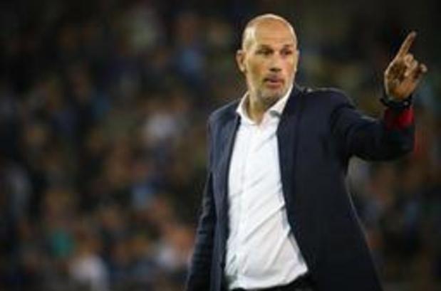 Club Brugge, Antwerp en Gent kennen maandag eventuele tegenstanders in play-offronde
