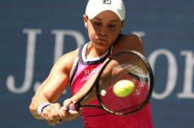 US Open - 's Werelds nummer twee Ashleigh Barty niet voorbij Wang Qiang