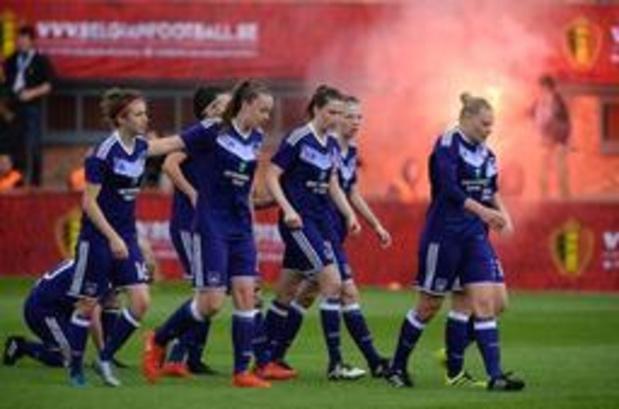 Champions League (v) - Anderlecht opent met vlotte winst tegen PAOK