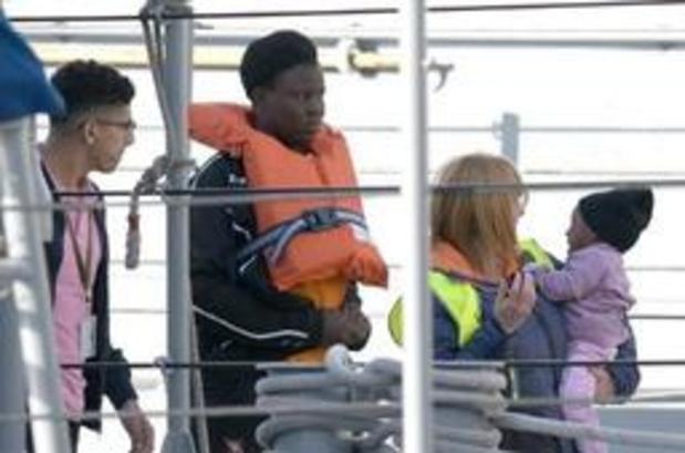 Malta redt 271 migranten bij drie operaties