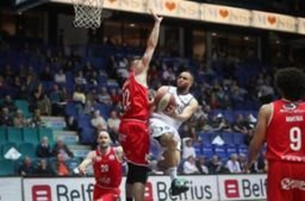 "Euromillions Basket League - Brussels verliest haar ""Lux Game"" van Charleroi"