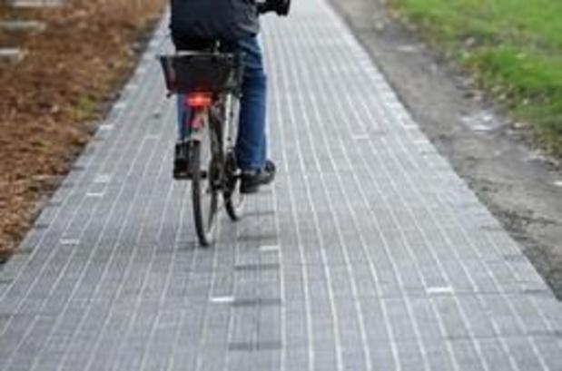 """Des infrastructures cyclables de qualité pour une Wallonie plus """"vélo-friendly"""""""
