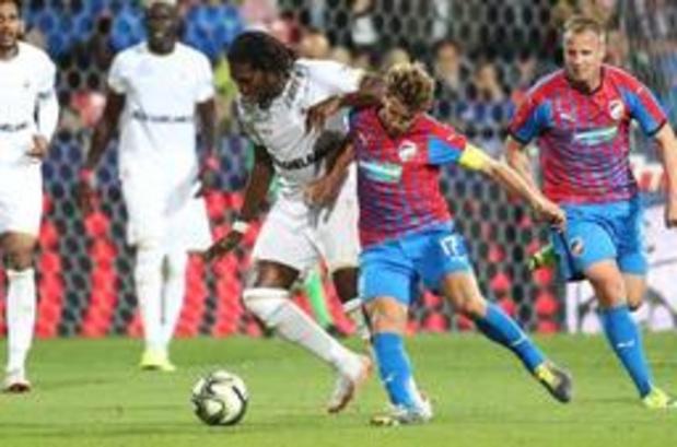 Europa League - Verlengingen in Viktoria Plzen tegen Antwerp