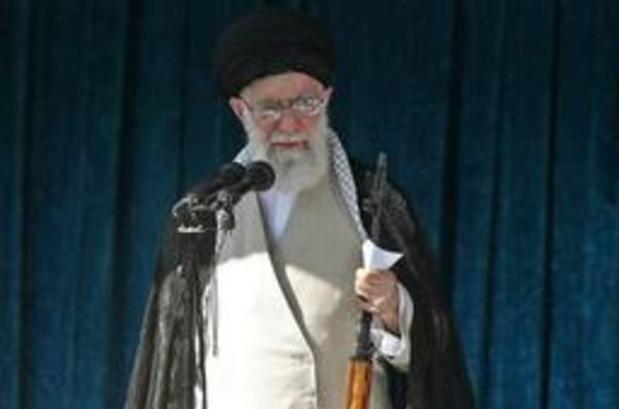 """Iran: """"Il n'y aura aucune négociation avec les Etats-Unis"""""""