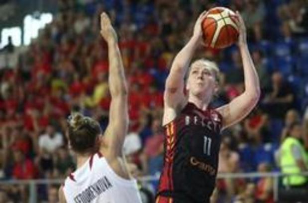 Avec 25 points d'Emma Meesseman, Washington domine Minnesota et prend la tête de la WNBA