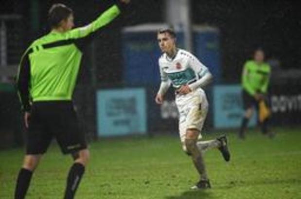 D1 Amateurs - L'Excelsior Virton promu en Division 1B
