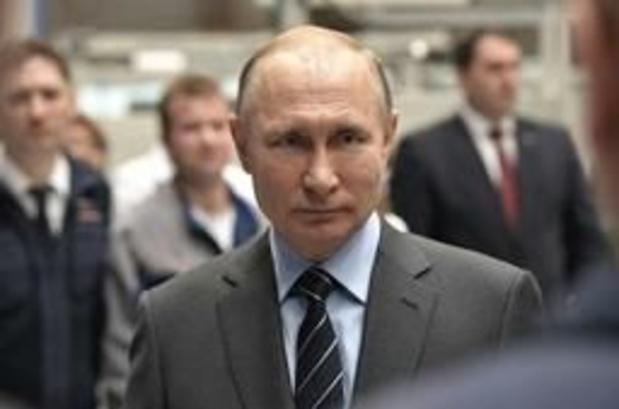 Poetin bereid experts naar Parijs te sturen