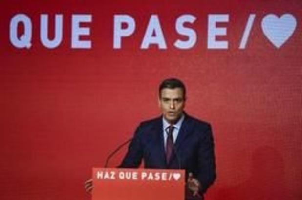 Sanchez dit non à l'indépendance de la Catalogne