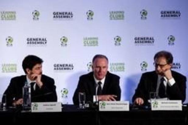 """La Premier League """"vigoureusement"""" opposée à la réforme"""